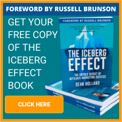 Free copy of The Iceberg Effect